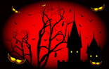 A scary children's story for Halloween on http://thestoryhome.com