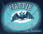 Hattie The Backstage Bat