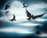 """The Story Home story called """"The Seven Ravens"""""""