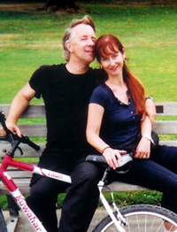 Sharon and Alan in Vancouver