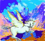 Pegasus and the Magic Stone, Part 2