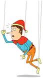 http://www.dreamstime.com/stock-photography-hanging-puppet-illustration-image30438832