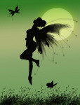 The Emerald Fairy Part 1: Wings in the Night